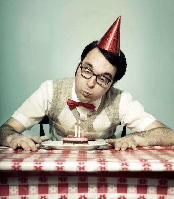 Nerd Birthday