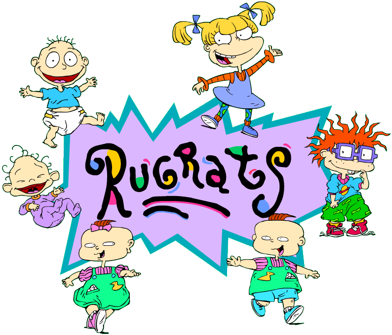 Saturday Morning Cartoons: Rugrats - The Two-Headed Nerd Comic Book ...