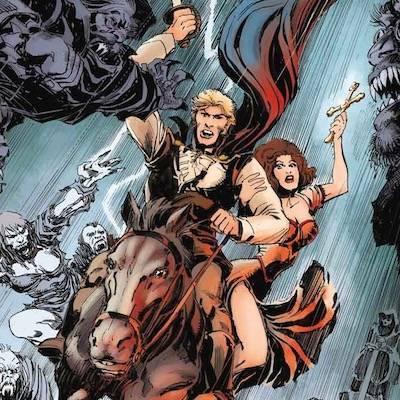 Captain Kronos Vampire Hunter #1 Review