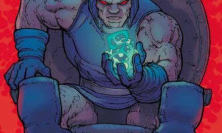 Two-Headed Nerd Episode 458: Darkseid's Backseid