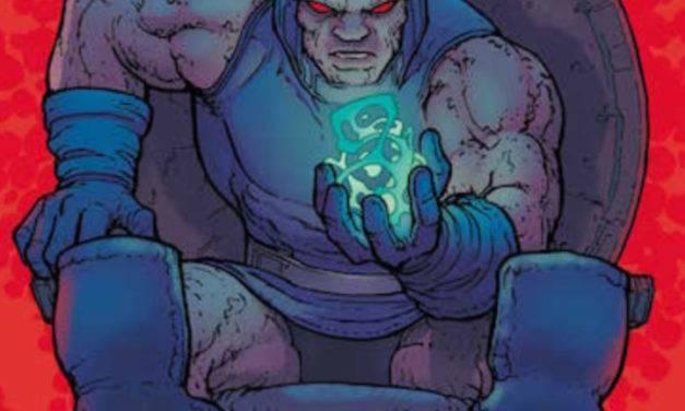 Two-Headed Nerd Episode 458: Darkseid's Backseid
