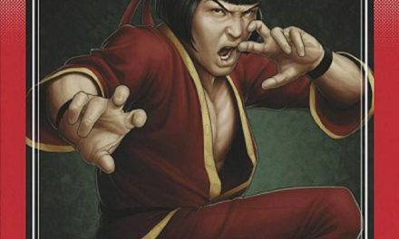 Master of Kung Fu #126 Review