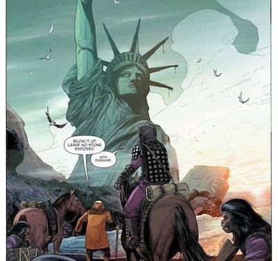 Kong on the Planet of the Apes #1 Review