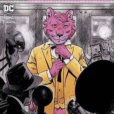 Exit Stage Left: The Snagglepuss Chronicles #1 Review