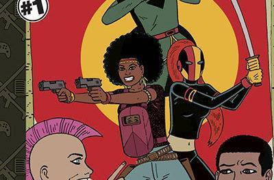 Assassinistas #1 Review