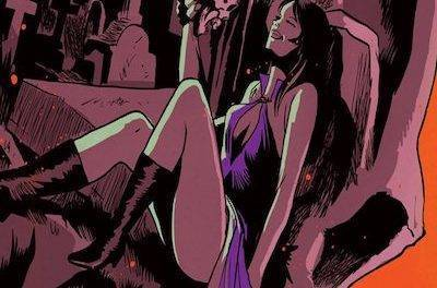 Vampironica #1 Review