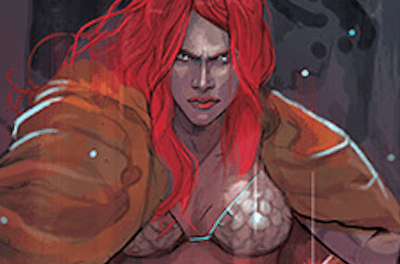 Red Sonja #1 Review