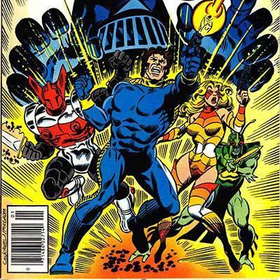 Two-Headed Nerd #545: Micronauts HOOOOO!