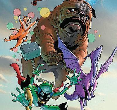 THN Cover to Cover 9/28/19: Supa Pets!